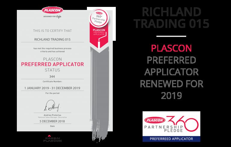 2019 Richland Trading Kansai-Plascon-Certificate 2019_new1
